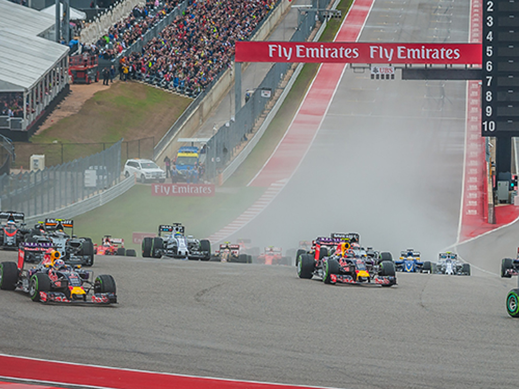 Circuit Of The Americas Track Guide Planetf1 Pictures Start Finish Line To Top Turn 1 Sees An Elevation 133 Feet Pure Drag Face Drivers Even Steeper Than Raidillon At Spa As