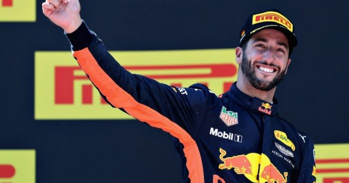 Ricciardo supports McLaren-Renault move