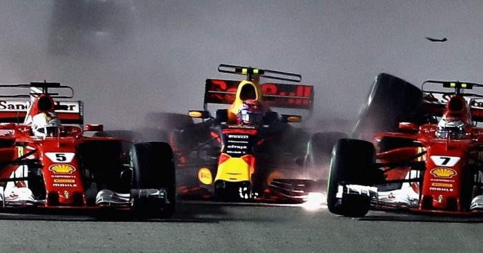 Ricciardo revels in double Red Bull Malaysia podium, defends Vettel move