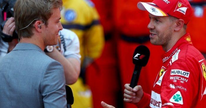 Nico Rosberg assesses Lewis Hamilton and Sebastian Vettel's world title battle