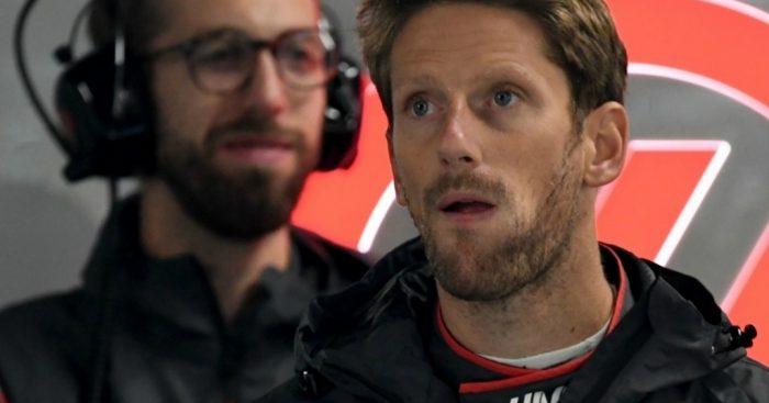 Heavy Grosjean crash has no 'clear' cause