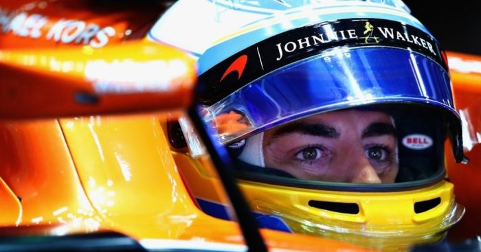 Alonso in line for upgraded Honda engine