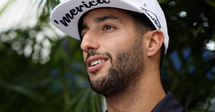 Lewis Hamilton happy for Daniel Ricciardo to join Mercedes