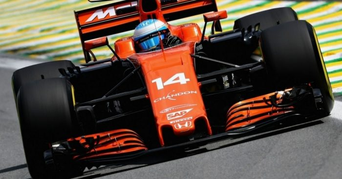 Fernando Alonso to start season best sixth in F1 Brazilian Grand Prix