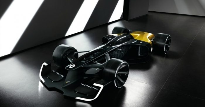 Come 2021 Formula 1 Could Race Cars That Look Like U201cderivatives Of Video  Gamesu201d With Ross Brawn Saying That Is The Way Of The Future.