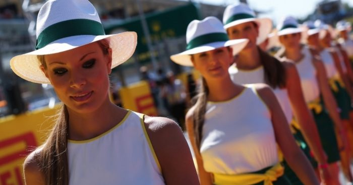 Grid Girls blame feminists for Formula One's decision to axe them