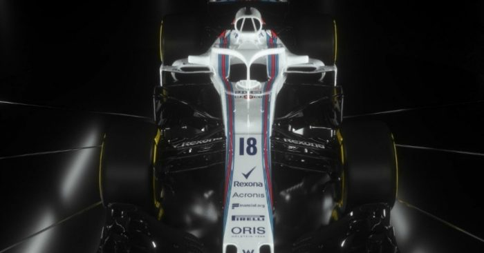 Williams Takes The Wraps Off New F1 auto
