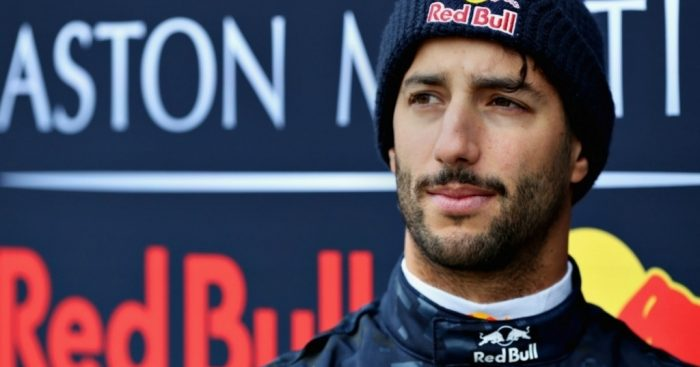Daniel Ricciardo claims RB14 has shown 'encouraging signs'
