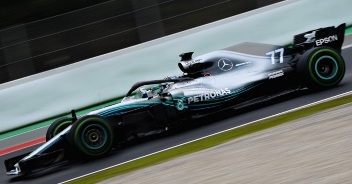 Hamilton: Hard to assess 2018 Mercedes F1 vehicle