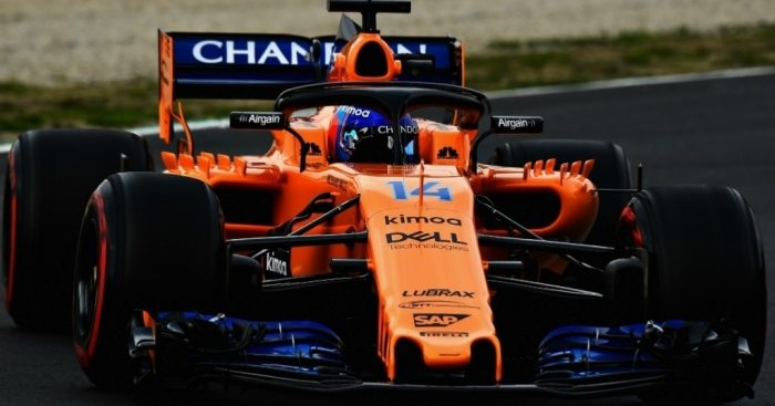 Alonso expects a 'very strong McLaren' by second half of 2018