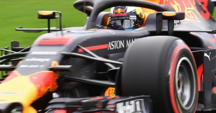 Ricciardo handed three-place grid drop for red flag speeding offence