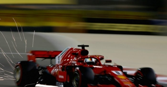 Sebastian Vettel defends Lewis Hamilton over 'dickhead' comment