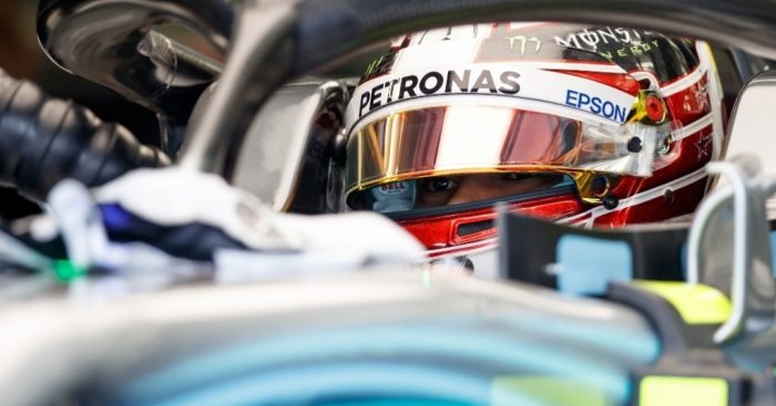 Lewis Hamilton treating Bahrain GP as 'damage limitation'
