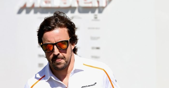Fernando Alonso calls on McLaren to raise its game