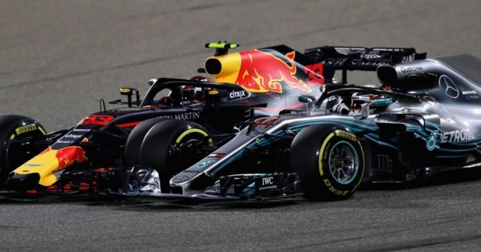 F1 Chinese Grand Prix: Red Bull punish Ferrari, Mercedes