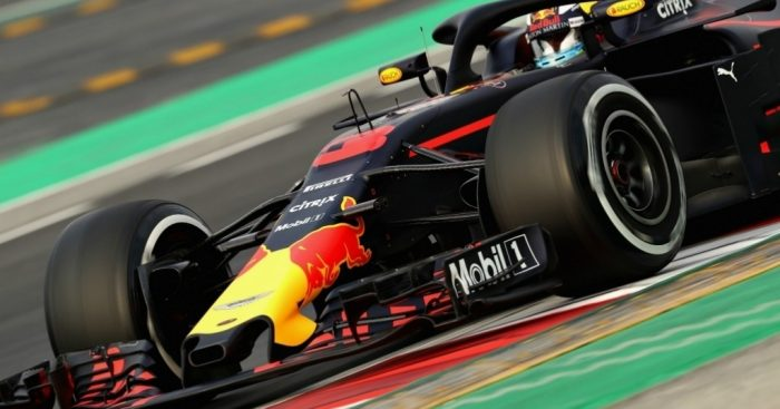 Red Bull open formal talks with Honda