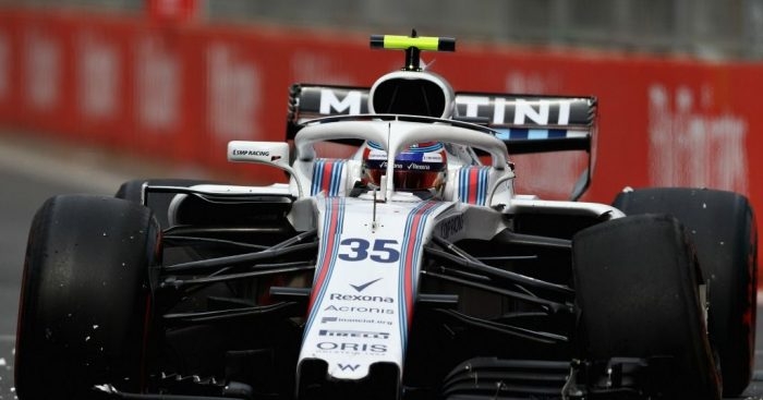 Grid penalty for Sergey as Williams lose appeal