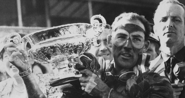Stirling Moss Brit GP
