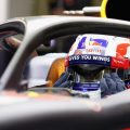 Pics: Red Bull's halo test