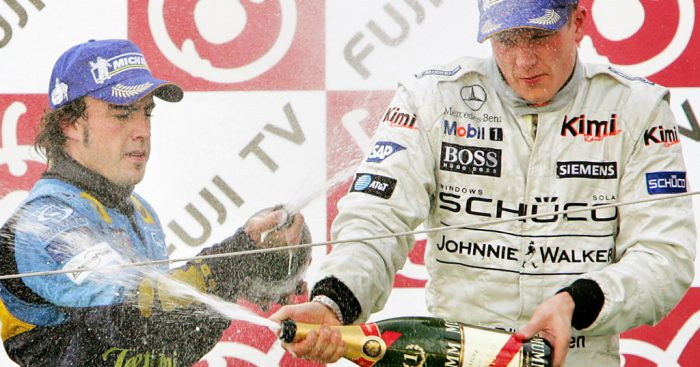 Kimi Raikkonen 2005
