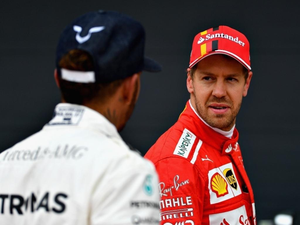Sebastian Vettel defends Lewis Hamilton's 'tactics' complaint