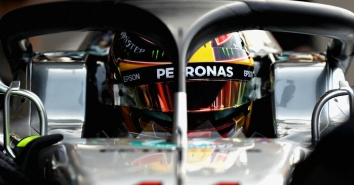 Double decker bus sitting on top of Halo' | PlanetF1