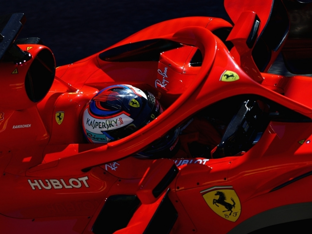 Raikkonen I Ll Take It Third Place F1 News By Planetf1