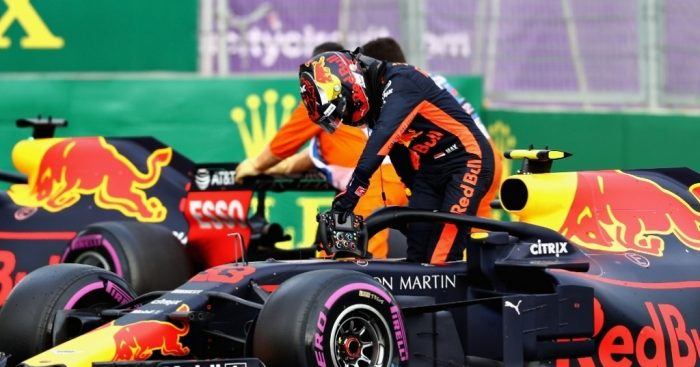 Drivers should have enough brain to avoid crashing'   PlanetF1