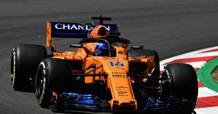 alonso: mclaren taken 'a step forward' in spain | planetf1