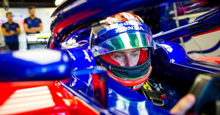 Hartley dealing well with 'annoying' axing questions | PlanetF1