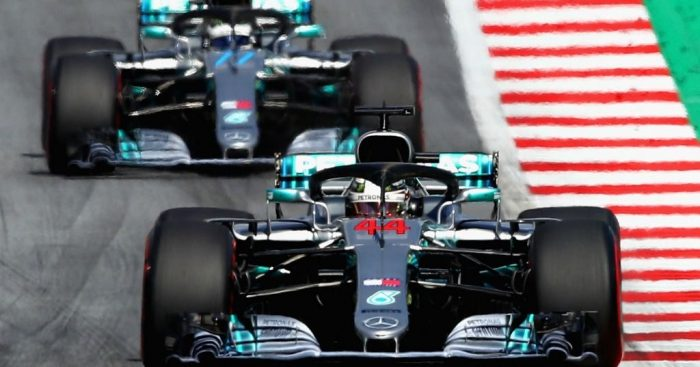 FIA 'happy' with Mercedes' new mirrors | PlanetF1