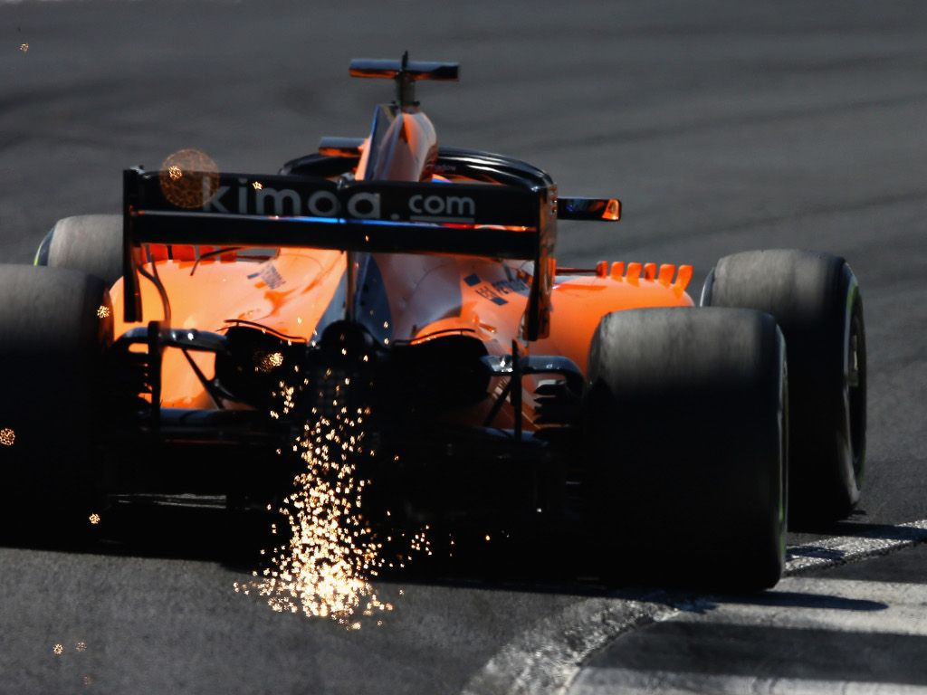 Alonso unimpressed with 'soft' stewarding