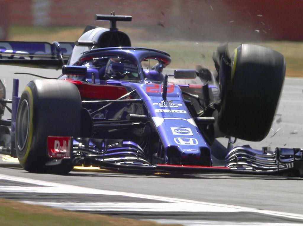 Toro Rosso investigating Hartley's 'odd' failure