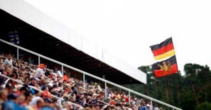 German GP fans