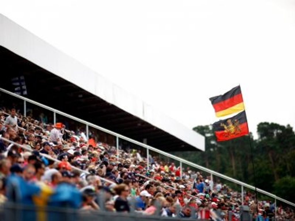 German GP fans