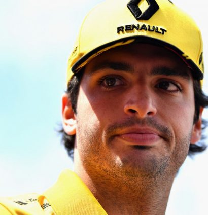 Carlos Sainz: In dark over 2019 future