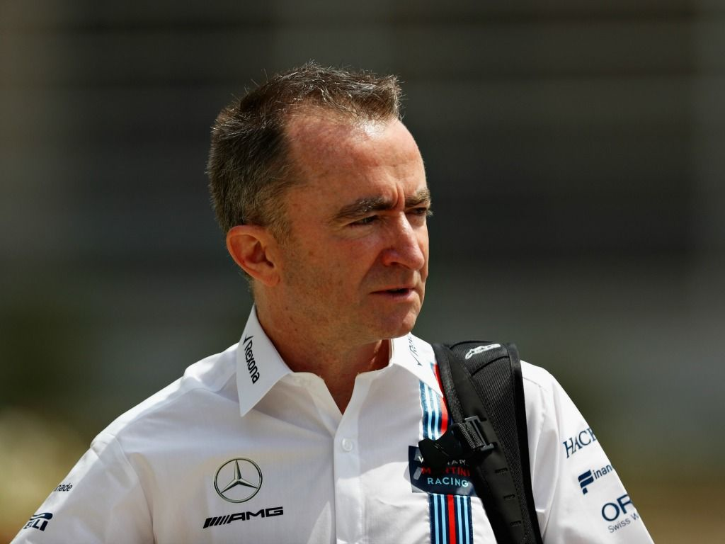 Paddy Lowe: Difficult challenge at Williams