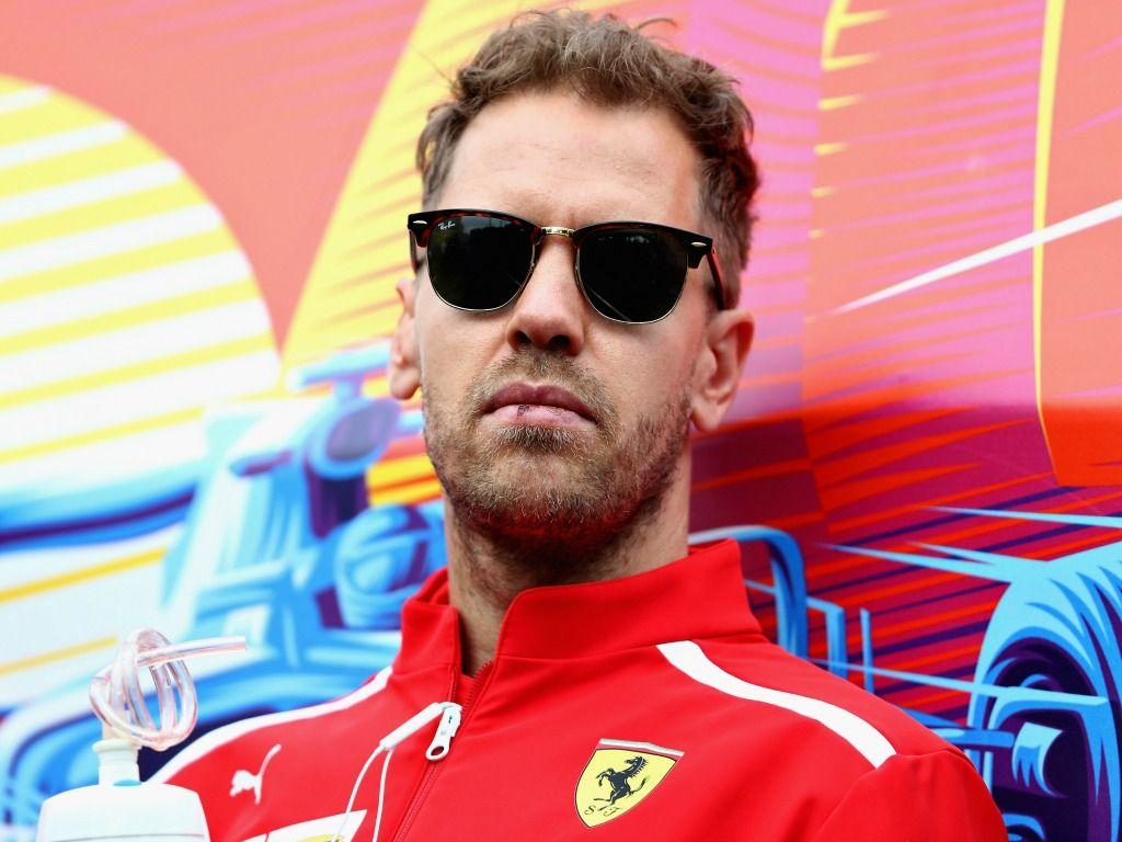 Sebastian Vettel: Prone to meltdowns