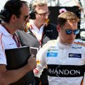 Stoffel Vandoorne: 'Pretty sure' of McLaren stay