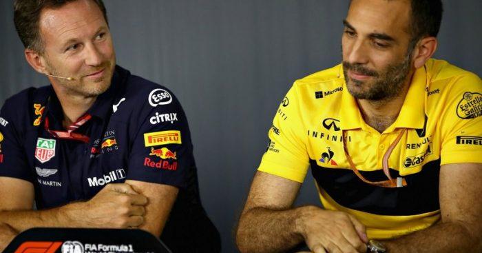 Red Bull v Renault