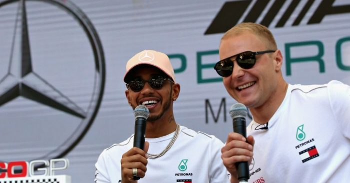 Now Valtteri Bottas re-signs with Mercedes