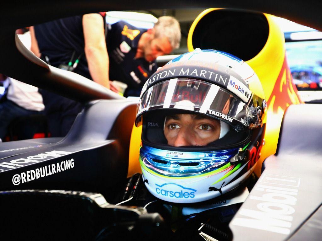 Daniel Ricciardo: Set to stay at Red Bull