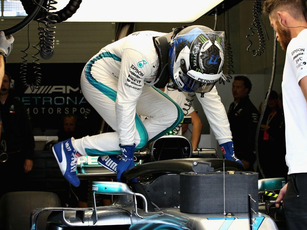 Valtteri Bottas: Mercedes talks were pretty straightforward