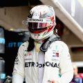 Lewis Hamilton: Suffered hydraulic leak