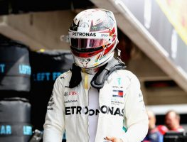 Lewis Hamilton: Suffered hydraulic leak