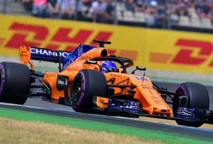 Fernando Alonso: Sympathy for Vandoorne