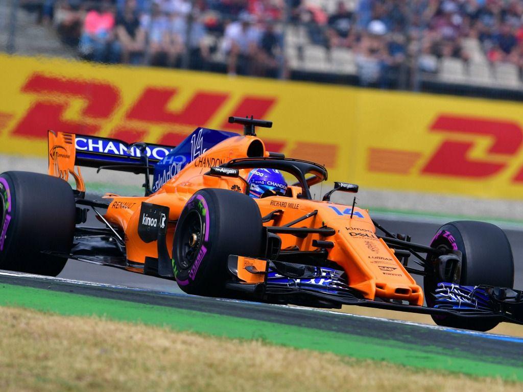 Fernando Alonso: Sympathy for Vandoorne