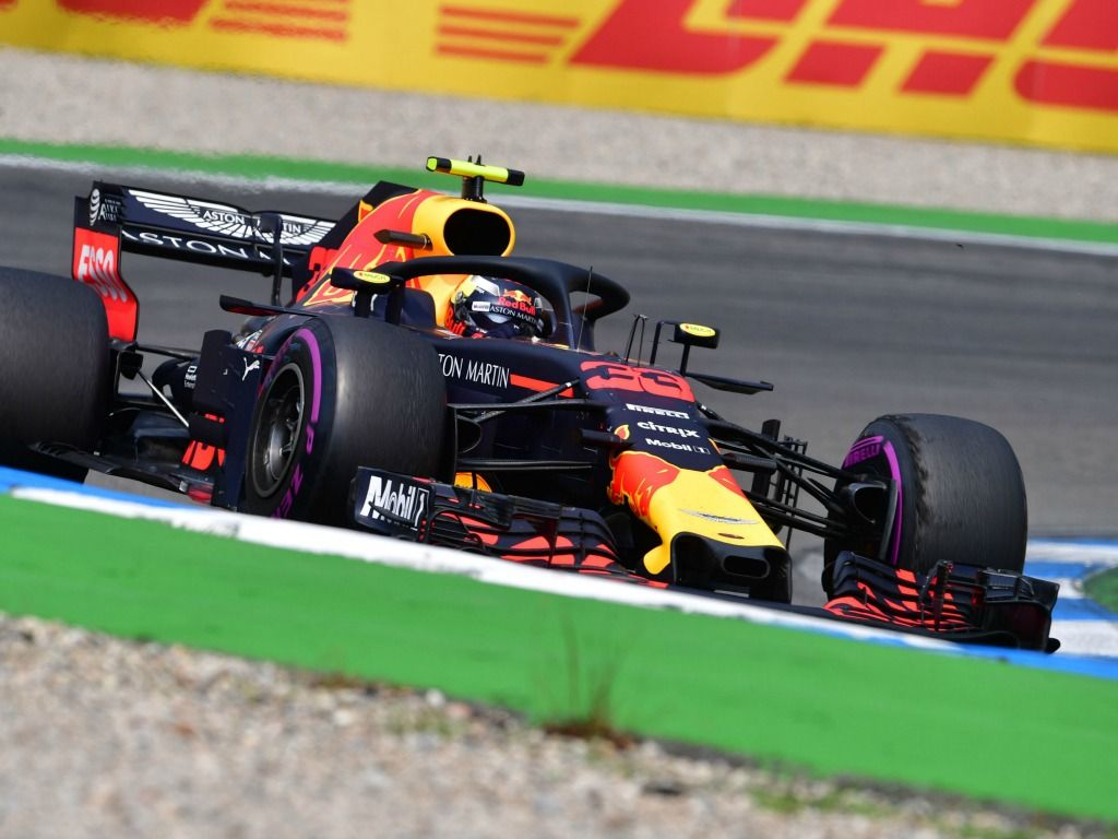 Max Verstappen finished P4 despite stopping three times