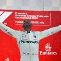 Lewis Hamilton: German GP win up there with my best