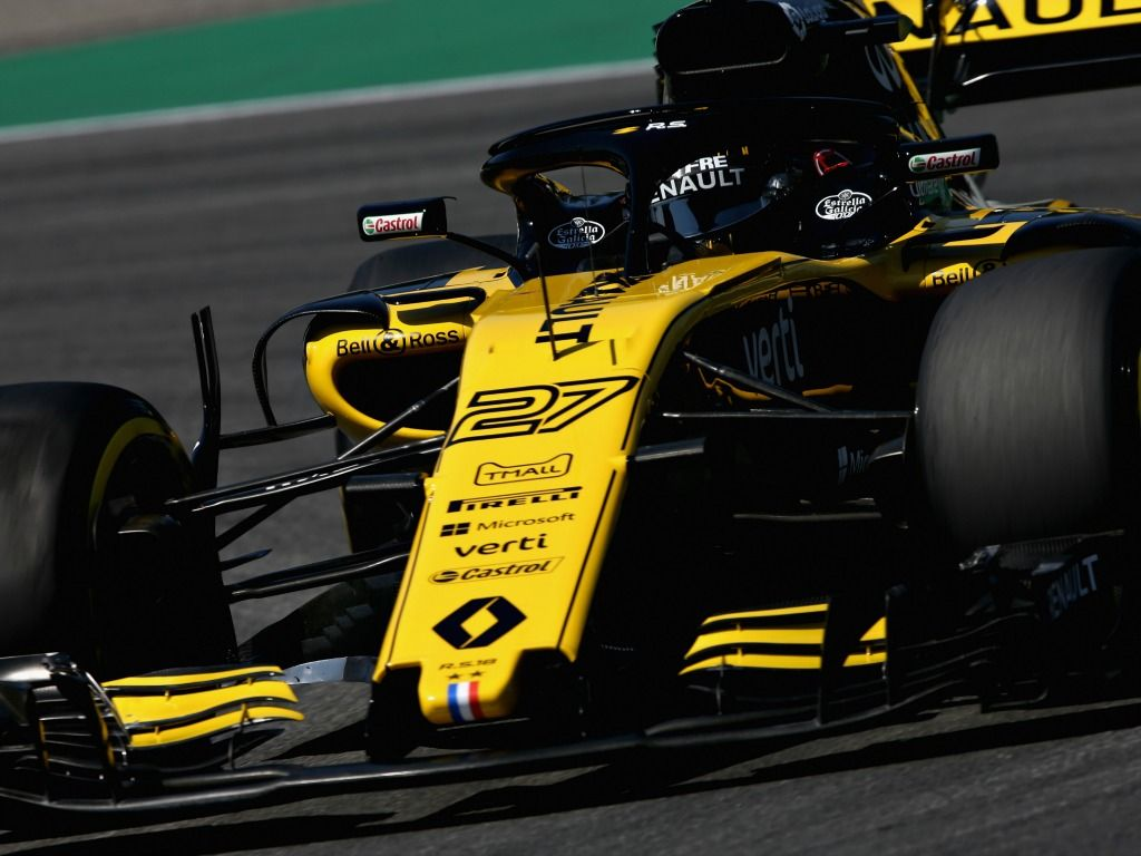 Nico Hulkenberg could not have done much more after finishing P5